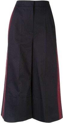 Roksanda High Waisted Cropped Trousers