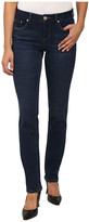 Jag Jeans Patton Mid Rise Straight Republic Denim in Blue Shadow