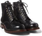 Ralph Lauren RRL Bowery Leather Boot