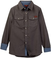 7 For All Mankind Button Up Shirt (Big Boys)
