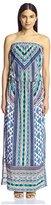 Hale Bob Women's Strapless Maxi Dress