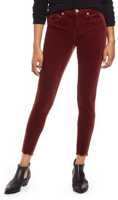 Blank NYC BLANKNYC Claret Madison Crop Cord Pants