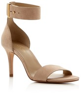 Michael Kors Ames Ankle Strap High Heel Sandals