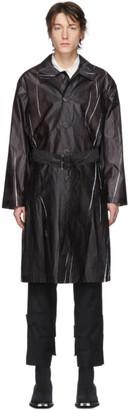 Namacheko Black Himutski Coat