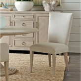 Barclay Butera Malibu Upholstered Dining Chair Upholstery: Beige, Color: Beige