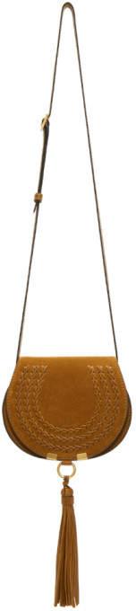 Chloé Brown Small Marcie Bag