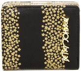 Betsey Johnson Mini Faux Leather Bifold Wallet