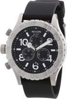 Nixon Women's 42-20 A038000 Rubber Quartz Watch
