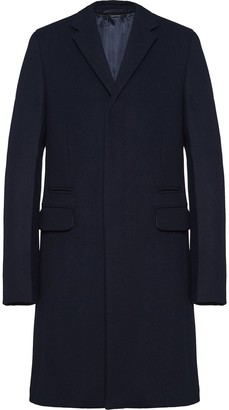 Prada Button-Front Coat