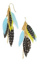 BaubleBar Women's Ravyn Drop Earrings