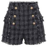 Balmain Tweed shorts