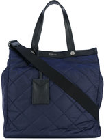 Moncler quilted shoulder bag - men - Polyester - One Size
