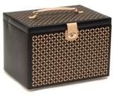 Wolf Chloe Extra-Large Leather Jewelry Box