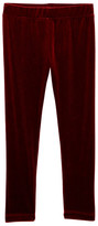 Joe Fresh Velvet Leggings (Toddler & Little Girls)