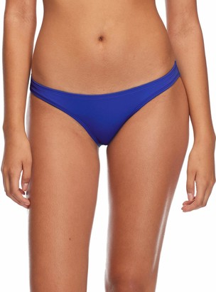 Eidon Women's Fuller Coverage Bikini Bottom Swimsuit