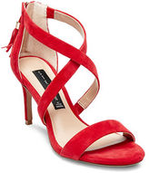 Steven By Steve Madden Nahlah Suede Stiletto Sandals