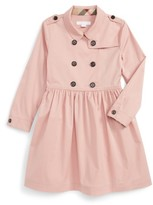 Burberry Girl's Lillyana Trench Dress