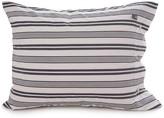 Lexington Seaside Blue/White Poplin Stripe Pillowcase  - 50x75cm