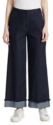 Cinq à Sept Tous Les Jours Gemma Wide-Leg Jeans