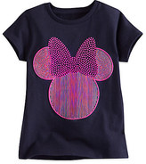 Disney Minnie Mouse Icon Dazzling Tee for Girls