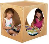 Wood Designs Giant Crawl Through Play Tunnels