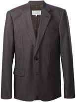 Maison Margiela classic casual blazer - men - Cotton/Polyester/Viscose/Virgin Wool - 48