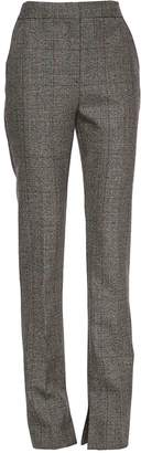Theory Multicolour Wool Trousers
