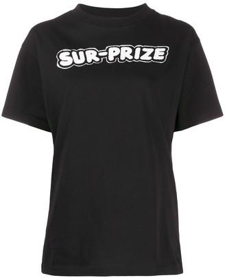 McQ Swallow Sur-Prize T-shirt