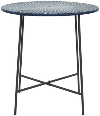 Aspire Home Accents Kellems Metal Accent Table