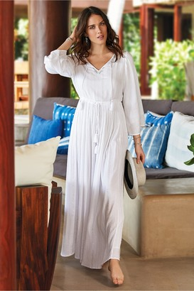 Soft Surroundings Women Starlight Maxi Dress