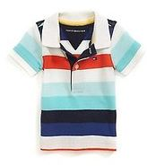 Tommy Hilfiger Little Boy's Bold Stripe Polo