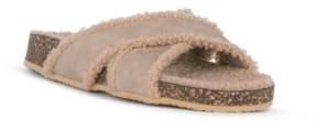 Danskin Tranquil Slip On Criss Cross Sandal Women's Shoes