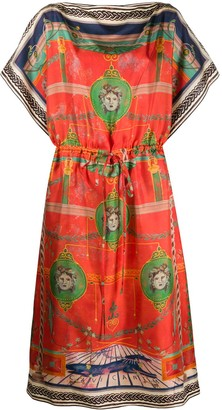 Gucci Graphic Print Dress