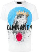 DSQUARED2 'Damnation' T-shirt