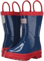 Hatley Navy & Red Rainboots (Toddler/Little Kid)