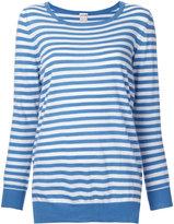 Massimo Alba cashmere striped jumper - women - Cashmere - L