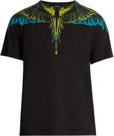 Marcelo Burlon County of Milan Valentin cotton-jersey T-shirt