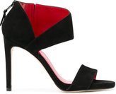 Stuart Weitzman 'Getonup' sandals - women - Leather/Suede - 35