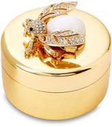 """Joanna Buchanan 3"""" Brass Box with Bug - Gold"""