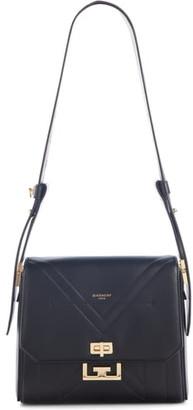 Givenchy Medium Eden Stitched Leather Shoulder Bag