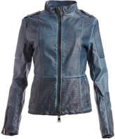 XOXO Blue Moto Jacket