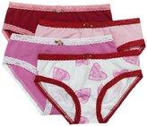 ESME - Girl's Valentine's Panty Set