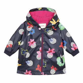 Catimini Baby Girls' Cq42013 Gomme Imprime Jacket