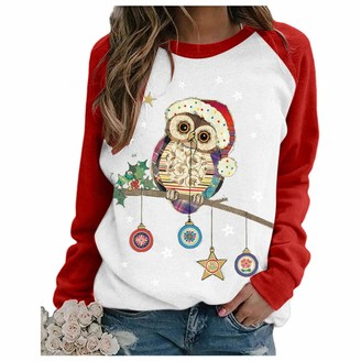 Turkey Christmas Jumpers for Women Christmas Tops for Women Women Merry Christmas Sweatshirt Womens Sweatshirt Casual Long Sleeve