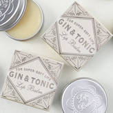 Bath House Gin And Tonic Lip Balm Duo