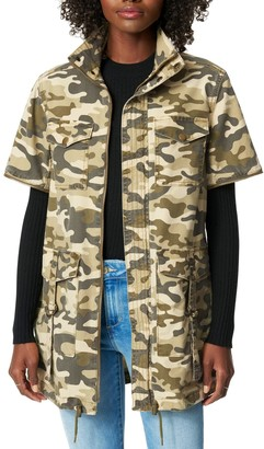 Joe's Jeans The Camo Anorak Jacket