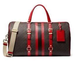 MICHAEL Michael Kors XL Bedford Signature Travel Weekender Bag