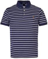 Ralph Lauren Polo Shirt - Navy/White