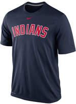 Nike Men's Cleveland Indians Legend Wordmark T-Shirt