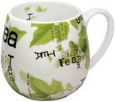 "Konitz Tea"" Collage Snuggle Mugs (Set of 4)"